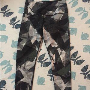 Pants - Fleece lined leggings full length pant